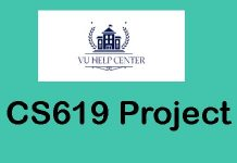 CS619 Fall 2021 Project